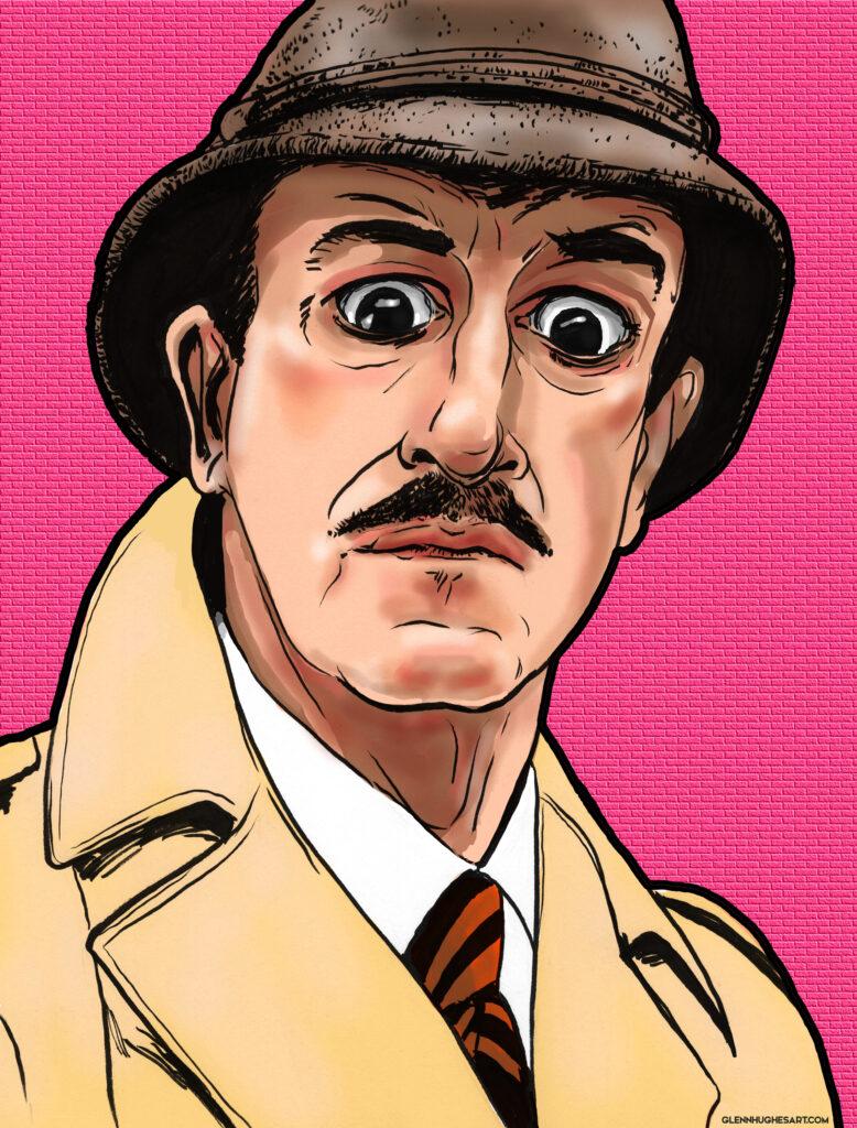 Peter Sellers - Inspector Clouseau