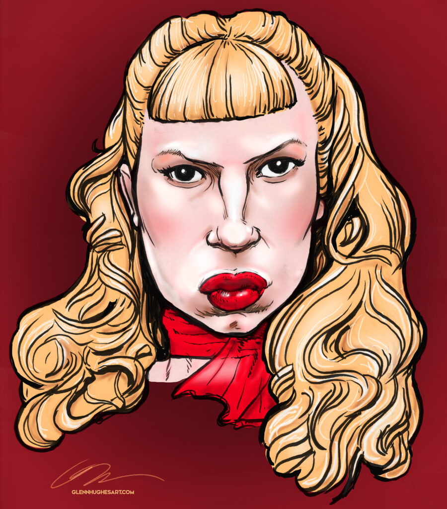 Traci Lords in Crybaby